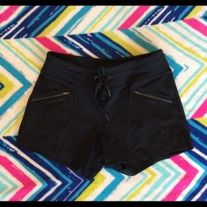 Active Life athletic shorts black stretch small